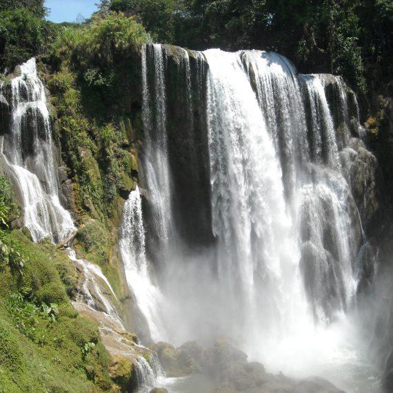 Pulhapanzak Waterfall