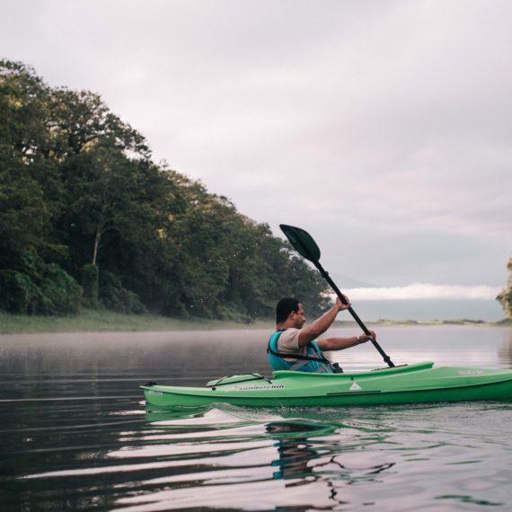 Kayaking & Stand up Paddleboarding on Lake Yojoa